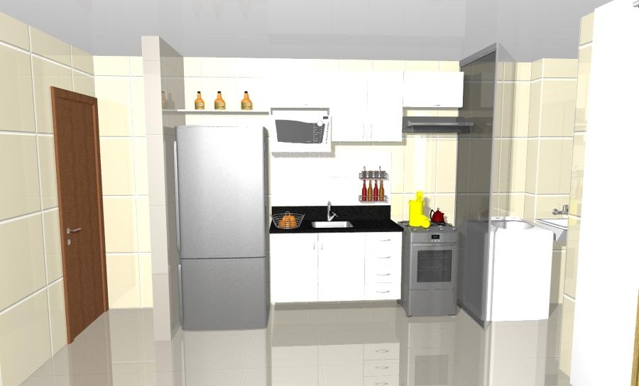 Cozinha Minha Casa MInha Vida