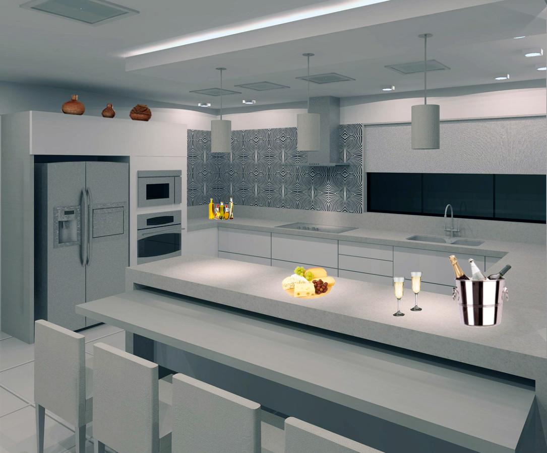 Design de Interiores - Residência Chapadão