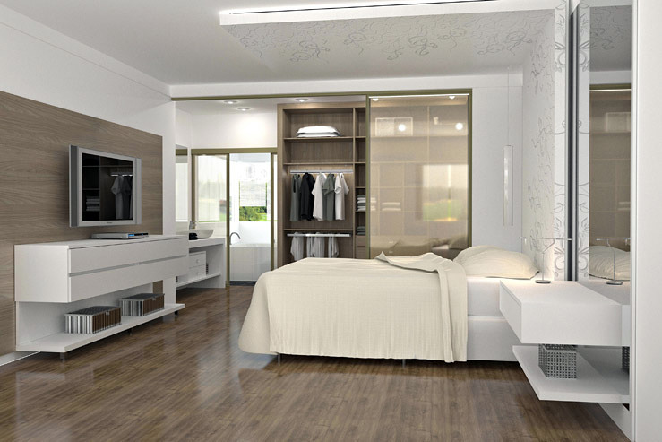 Dormitorio  casal Bella
