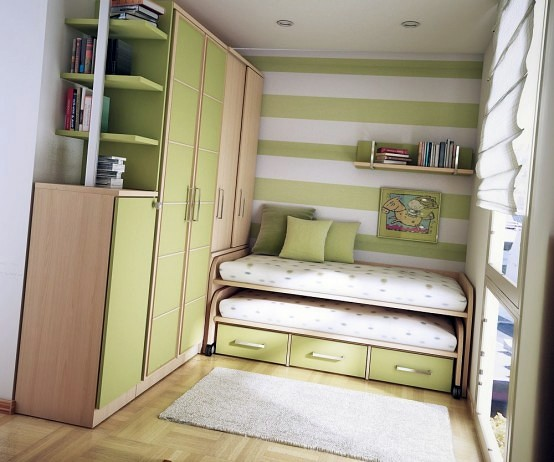 Dormitorio Infantil  Ray