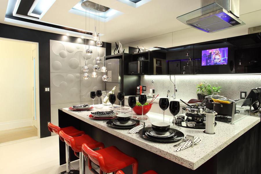 tendeência de Cozinha Moderna