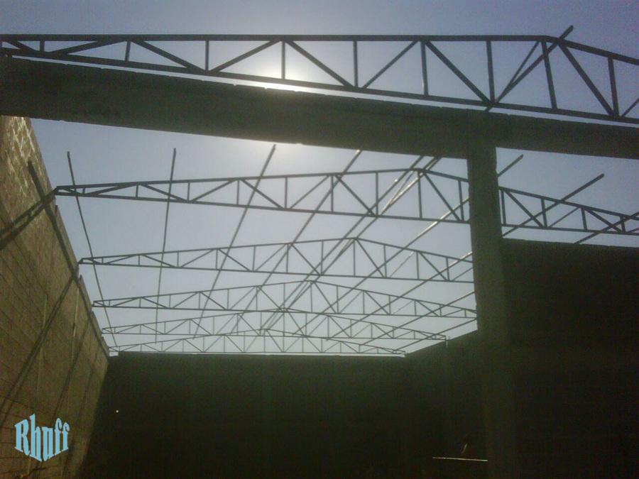Construção de Galpões