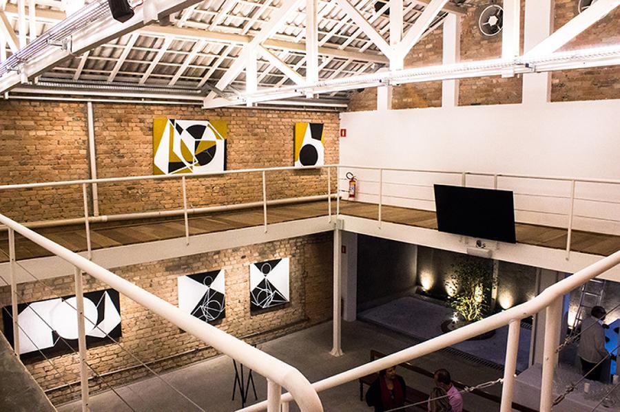 Galpão Humanar - Galeria de Artes - Barra Funda - SP