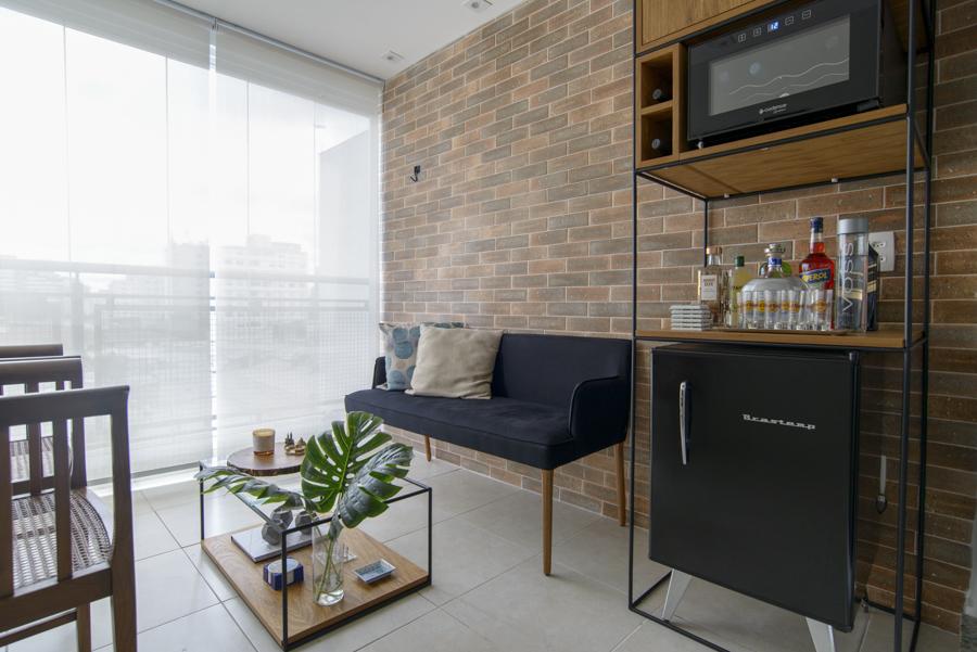 Apartamento DJP | Pinheiros - Varanda