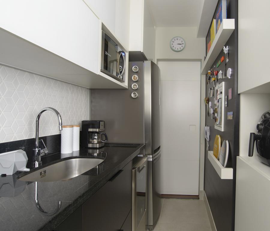 Apartamento DJP   Pinheiros - Cozinha
