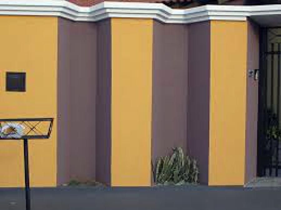 pintura externa