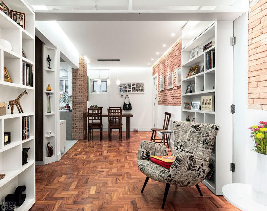 Projeto e Reforma de Apartamento
