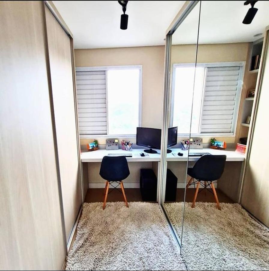 Closet e escritório