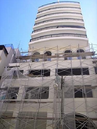 reformas da fachada