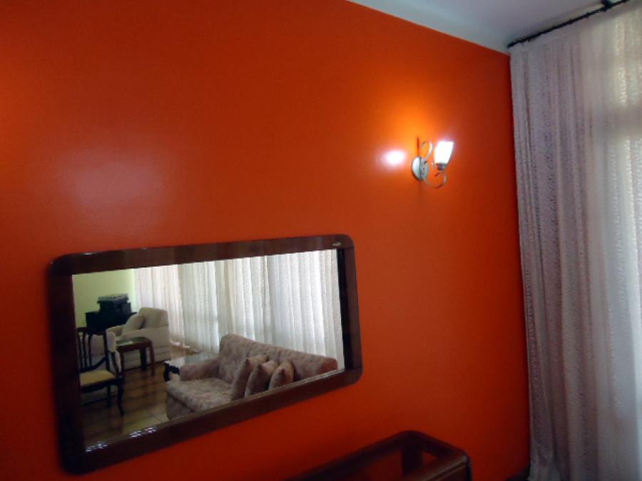 Sala Pintada com Semi Brilho