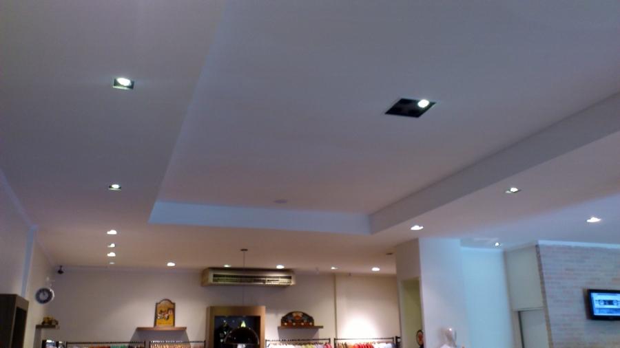 Sancas Fechada e Forro Drywall