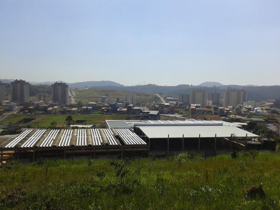 Shopping Cajamar - Impermeablização de Telhados