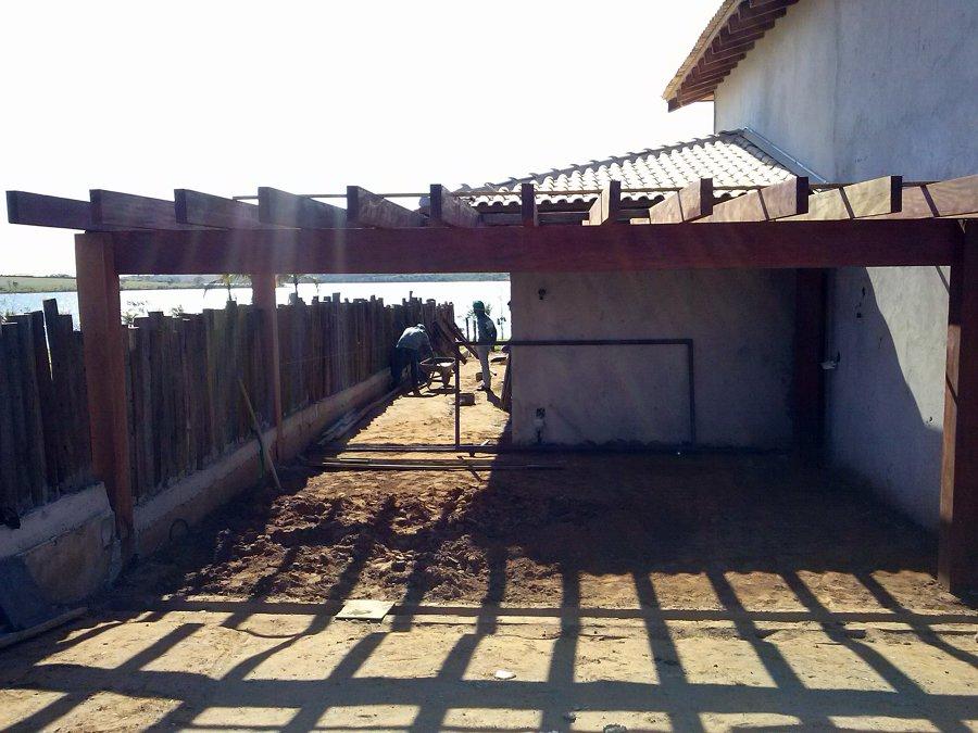 Terras da Barra - Garagem