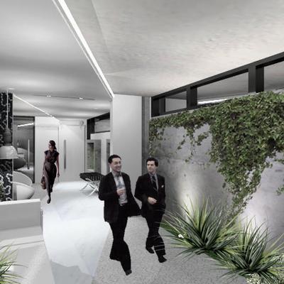 Interiores - Reforma - Portaria