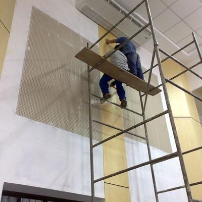 Marceneiros, isolamento acústico, restauração móveis