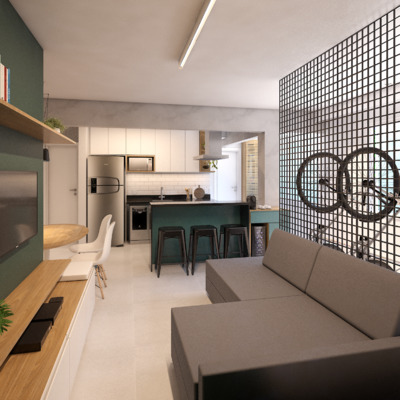 Sala [Projeto 3D]