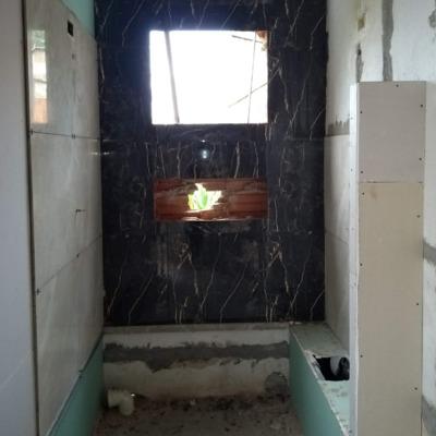 Reforma de Banheiro ( Antes)