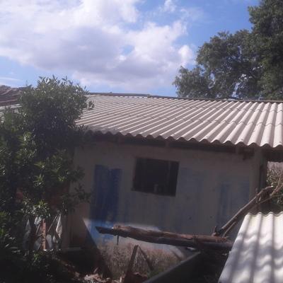 Troca do telhado