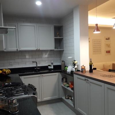 cozinha em conceito aberto