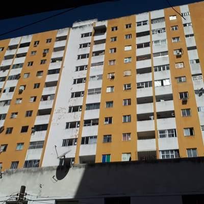 ANTES - RESTAURAÇÃO EDF. JANGADA / ARACAJU/SE
