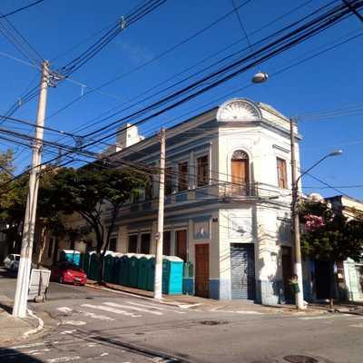 fachada antiga antes