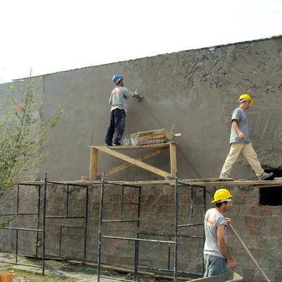 Construtores, representante comercial, Reformas Edifícios