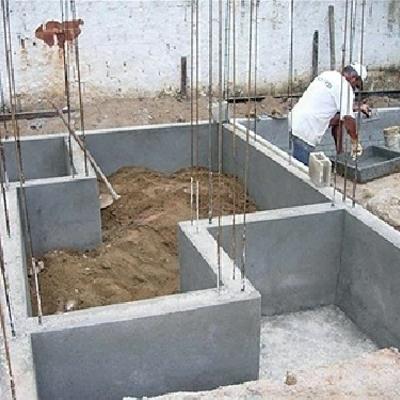 Alicerces- Construção