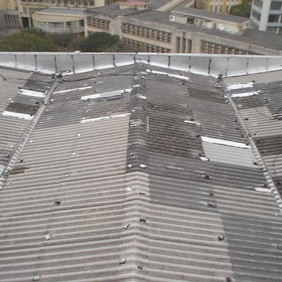 O Telhado e literalmente a tampa do frasco que é sua casa. É a parte mais importante de uma estrutura, sem ela as paredes e o chão literalmente apodreceriam. A maioria das pessoas não sobe em seu telhado para verificar possíveis vazamentos e quando perceb