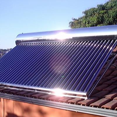 Aquecedor Solar 380 litros, especial para venda no Rio todo em Inox