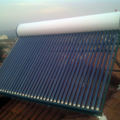 Aquecedor Solar tubos de vacuo SolarSeg 360 litros
