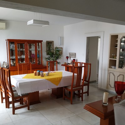 sala de estar Santos