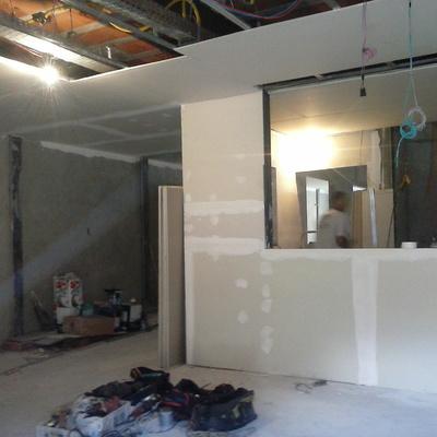 Divisórias Drywall,