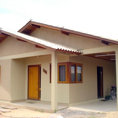 casa construída no guará - df