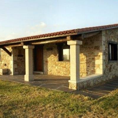 casa de campo construimos esta linda casa na italia