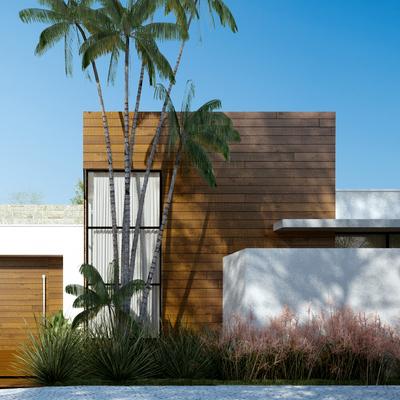 Casa Oliveira - Perspectiva 02