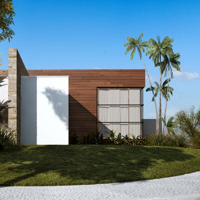 Casa Oliveira - Perspectiva 03