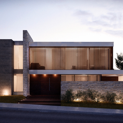Casa Soares - Perspectiva 02