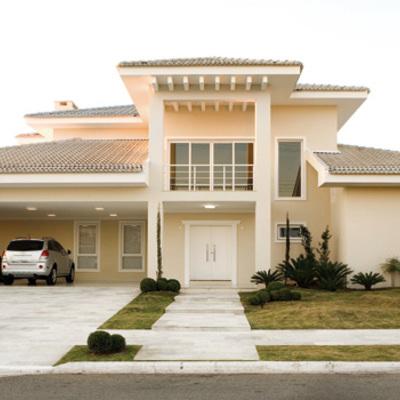Casas residenciais
