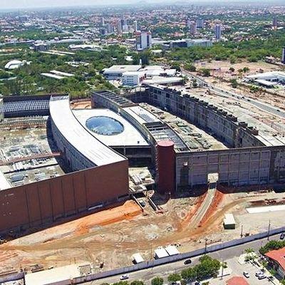 Centro de Convenções Fortaleza CE