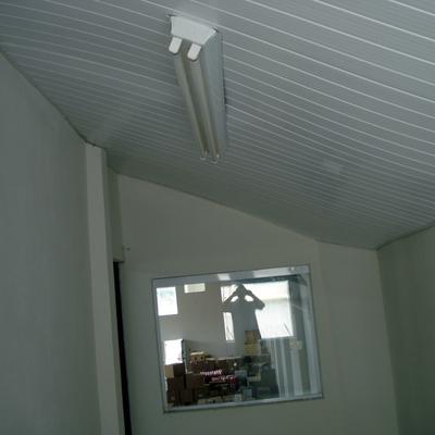 Colocação de forro PVC