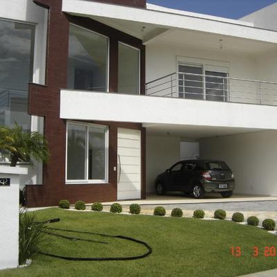 Construção casa grande padrão