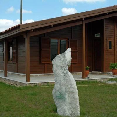 Construção - Casa Madeira