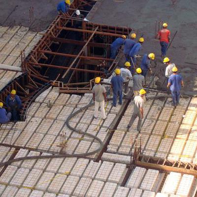 CONSTRUÇÃO COMERCIAL