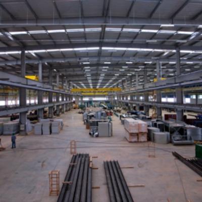 Construção de Galpões Industriais e Comerciais