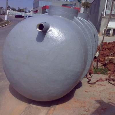 Construção Recuperação de Fossa e Filtro Anaeróbio