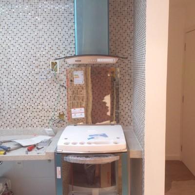 Reforma de cozinha em apartamento no Cachambi
