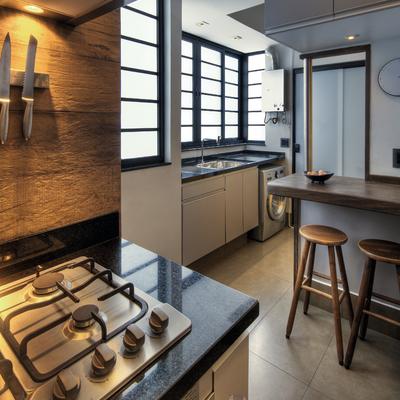 Cozinha no Leblon( IDea Design + Baumann Arquitetura)