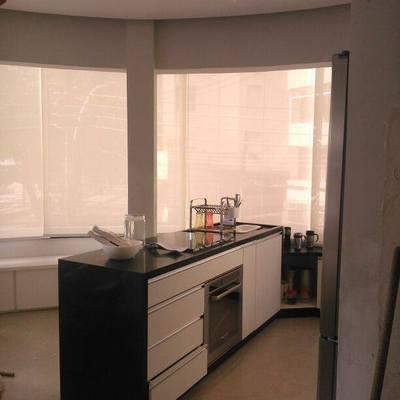 Cozinha/sala integradas