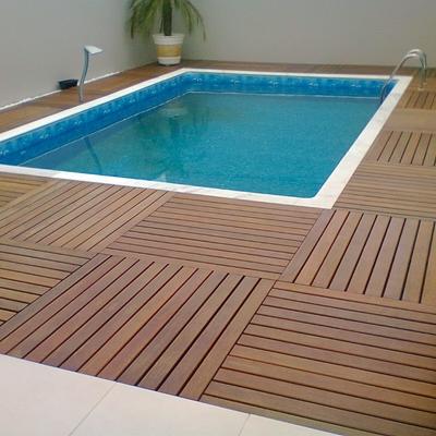Deck piscina