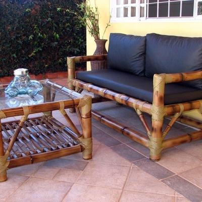 Decorações com bambu,móveis divisórias e forreções